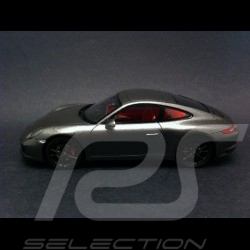 Porsche 991 Carrera S 2016 grise 1/43 Spark S4936
