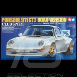 Maquette Porsche 993 GT2 1996 1/24 Tamiya 24247
