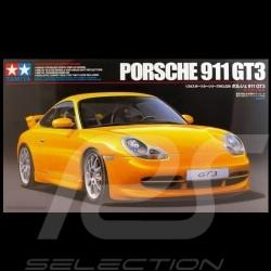 Maquette Porsche 996 GT3 2001 1/24 Tamiya 24229