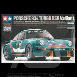 Maquette Porsche 934 Turbo RSR Vaillant 1/24 Tamiya 24334