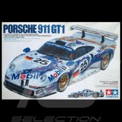 Maquette kit Porsche 911 GT1 1996 1/24 Tamiya 24186