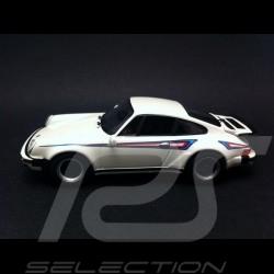 Porsche 911 Turbo 3.0 1978 blanche Martini 1/43 Minichamps CA04316033