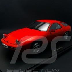 Porsche 928 1977 rot 1/18 Autoart 77905