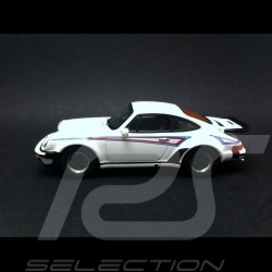 Porsche 911 Turbo 1975 Martini blanc 1/43 Ixo PRD109
