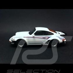 Porsche 911 Turbo 1975 Martini white 1/43 Ixo PRD109