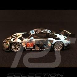 Porsche 991 RSR le Mans 2015 n° 77 Proton 1/43 Spark S4672