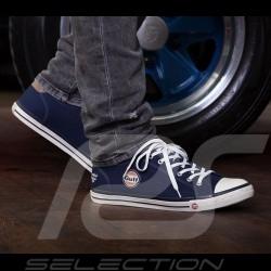 Chaussure Gulf sneaker / basket shoes MEN HERREN Schuhe style Converse bleu marine - homme