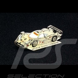 Porsche badge Porsche 911 GT1 Warsteiner n° 7 Essen Motor Show 1998