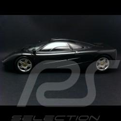 Mc Laren F1 Road car 1990 noir métallisé 1/18 Minichamps 530133420