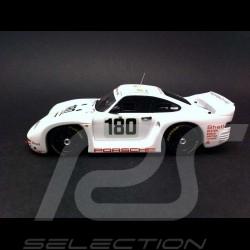 Porsche 961 7ème Le Mans 1986 n° 180 René Metge Claude Ballot Lena 1/43 Spark MAP02028615