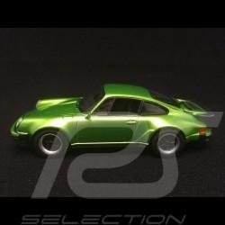 Porsche 930 Turbo 3.0 vert diamant 1/43 Minichamps CA04316027