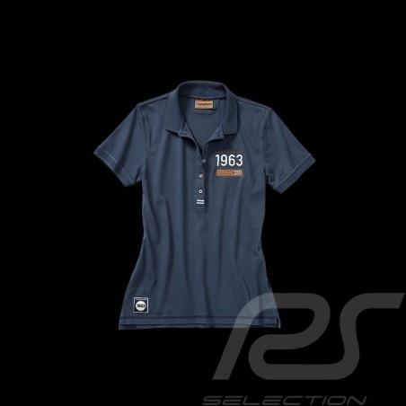 Polo shirt Porsche Classic marineblau WAP717 - Damen
