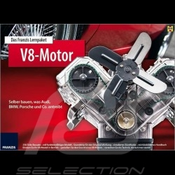 Moteur V8 Porsche Audi, BMW, etc 1/4 à monter engine motor
