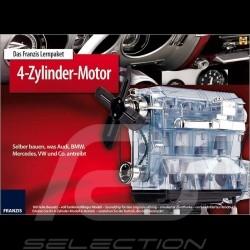 Moteur 4 cylindres Porsche, VW, Audi, BMW, Mercedes, etc 1/4 à monter