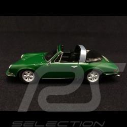 Porsche 911 2.0 S Targa 1967 vert irlandais 1/43 Spark S4464