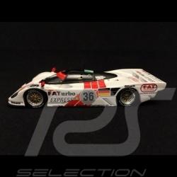 Porsche 962 Dauer winner 24h du Mans 1994 n° 36 1/43 Spark MAP02029413