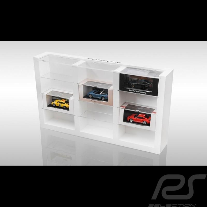 Vitrine Murale Porsche Pour 12 Miniatures A L Echelle 1 43eme