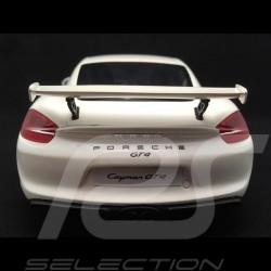 Porsche Cayman GT4 2015 white 1/18 GT SPIRIT GT111