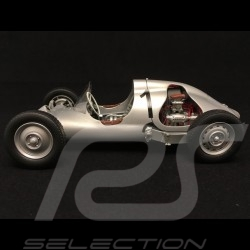 Otto Mathé Fetzenflieger Porsche gris argent 1/18 Autocult 80001