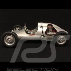 Otto Mathé MA-01 Fetzenflieger Porsche silver grey 1/18 Autocult 80001