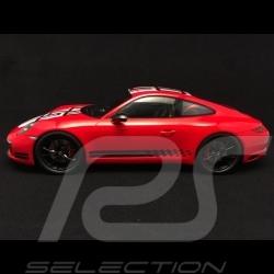 Porsche 991 Carrera S Endurance Racing Edition rot 1/18 Spark WAX02100015
