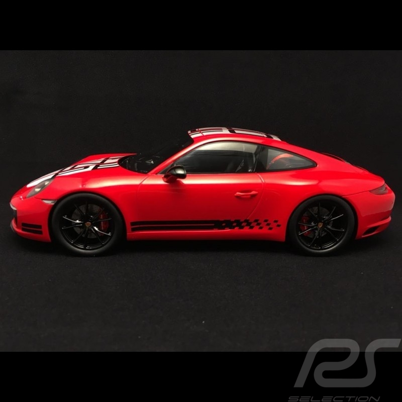 Porsche 991 Carrera S Endurance Racing Edition red 1/18 Spark WAX02100015