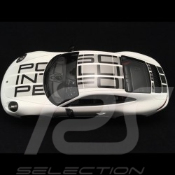 Porsche 991 Carrera S Endurance Racing Edition white 1/18 Spark WAX02100016