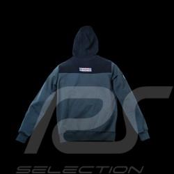 Jacket sweatshirt hoodie Martini Racing navy blue Men Porsche Design WAP555
