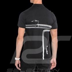 Porsche Design Adidas Polo Graphisme Turbo homme men herren