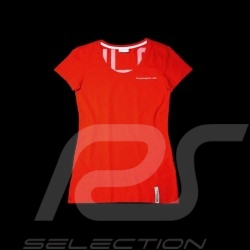 Porsche T-shirt Racing red Porsche Design WAP797 - woman