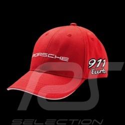 Porsche Cap 911 Turbo red - kids - Porsche Design WAP660