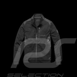 Veste sweatshirt Essential noire homme men herren Porsche Design WAP517H Sweatjacke jacke jacket