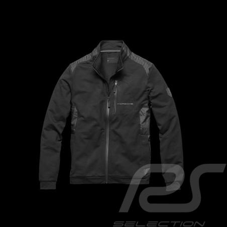 Jacke sweatshirt Essential schwarz - Herren - Porsche Design WAP517H