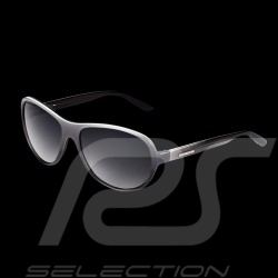 Porsche Sunglasses grey / grey lenses  Porsche Design WAP0750030E - women