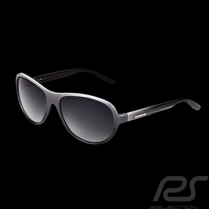 Porsche Sunglasses grey / grey lenses Porsche Design WAP0750030E - women