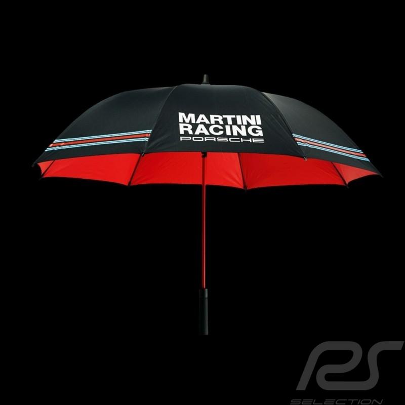Porsche Parapluie Umbrella Regenschirm Martini Racing Collection XL noir Porsche Design WAP0505700G