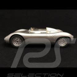 Porsche 718 RSK Spyder Monoposto 1958 argent 1/18 Cult Scale CML027 silver silber