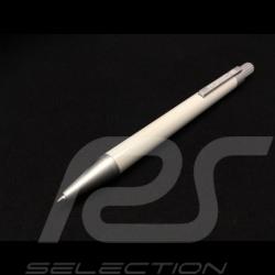 Porsche Design Stylo bille Kugelschreiber pen Porsche blanc Carrara WAP0560010D