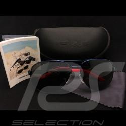 Porsche Design lunettes de soleil Martini racing pilote Aviator sunglasses Pilotensonnenbrille WAP0750220C