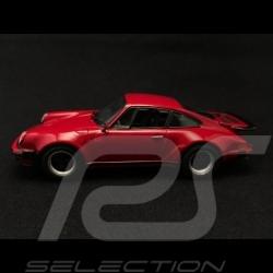 Porsche 911 type 930 Turbo 3.0 1975 rouge carmin red karminrot 1/43 Minichamps CA04316029