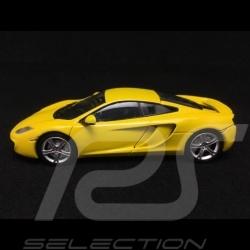 Mc Laren 12C 2011 jaune 1/43 Minichamps 940133020