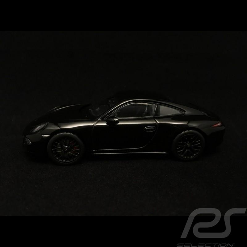 Porsche 911 type 991 Carrera GTS Coupé schwarz 1/43 Schuco 450757100