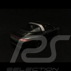 Porsche 911 type 991 Targa 4 GTS black 1/43 Schuco 450759700