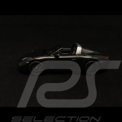 Porsche 911 type 991 Targa 4 GTS schwarz 1/43 Schuco 450759700