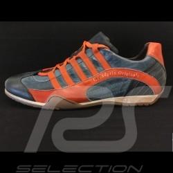 Chaussure Shoes schuhe Sport sneaker basket style pilote race driver rennfahrer bleu blue blau Monza 2.0 Grand prix originals ho