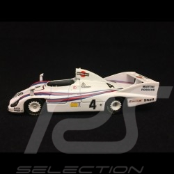 Porsche 936 Spyder vainqueur winner sieger 24h Le Mans 1977 n° 4 Martini 1/43 Minichamps WAP02004497