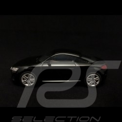 Audi TT coupé phase III noir mythe myth black mythosschwarz 1/43 Kyosho 5011400433