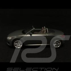 Audi TT Roadster phase III Gris Nano Nano grey Nanograu 1/43 Kyosho 5011400533