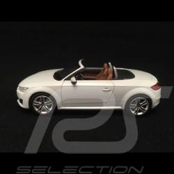 Audi TT Roadster phase III blanc glacier glacier white Gletscherweiß 1/43 Kyosho 5011400513