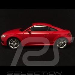 Audi TT coupé phase III rouge Tango Tango red Tangorot  1/18 Minichamps 5011400425